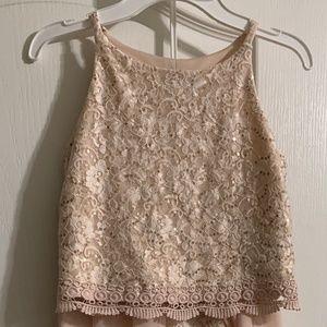 Semi-Formal Skirt and Top set